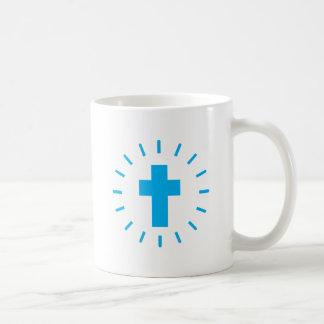 Caneca De Café Cruz do Jesus Cristo
