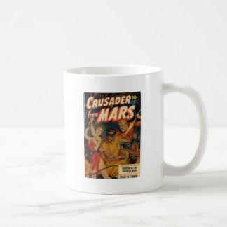 Caneca De Café Cruzado de Marte