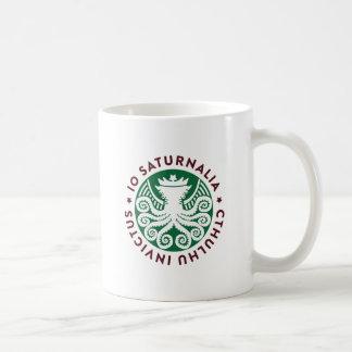 Caneca De Café Cthulhu declara a guerra no Natal