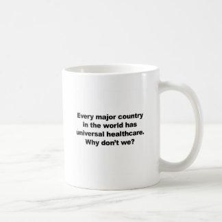 Caneca De Café Cuidados médicos universais