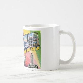 Caneca De Café Cumprimentos de Louisiana
