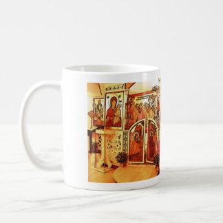 Caneca De Café Cumprimentos do franco Yakov