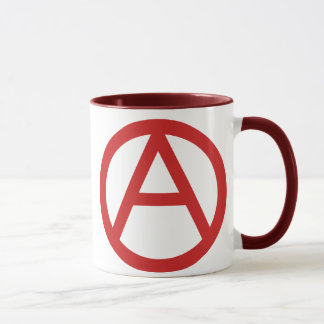Caneca de café da anarquia