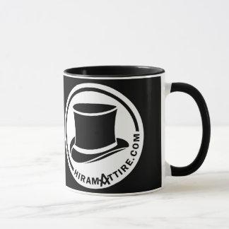 Caneca de café da campainha de HiramAttire 11oz