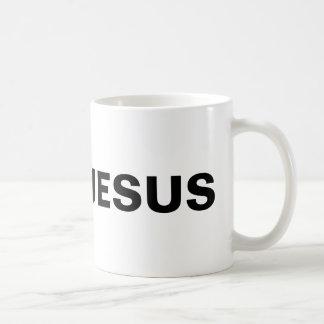 """Caneca De Café Da """"caneca clássica de Jesus equipe"""""""