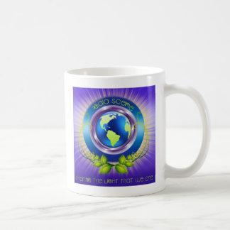 Caneca de café da cena de Gaia