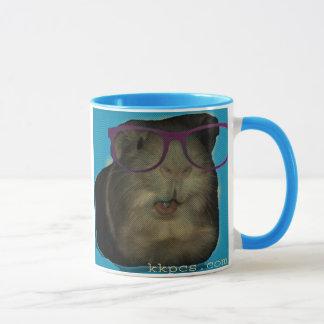 Caneca de café da cobaia
