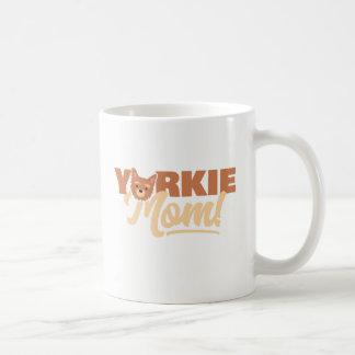 Caneca de café da mamã de Yorkie