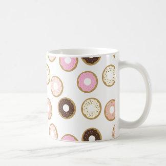 Caneca de café da rosquinha