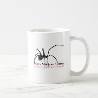 Caneca de café da viúva negra