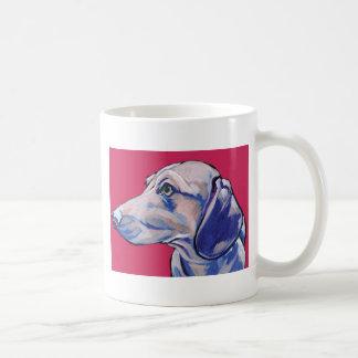 Caneca De Café dachshund