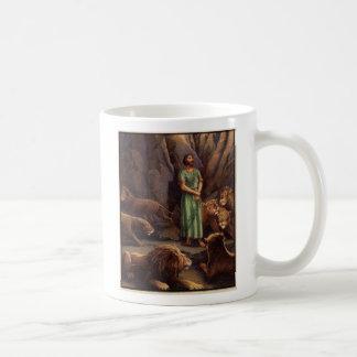 Caneca De Café daniel   6 22, meu hath do deus enviou seu anjo,…