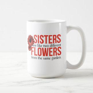 Caneca de café das citações da irmã