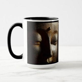 Caneca de café das citações de Buddha