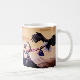 """Caneca De Café Das """"copo da batalha liberdades"""""""