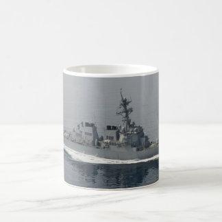 Caneca De Café DDG 63 USS Stethem