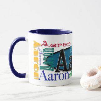 Caneca de café de Aaron