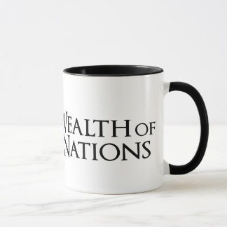 Caneca de café de Adam Smith