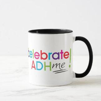 Caneca de café de ADHD