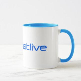 Caneca de café de AirCastLive