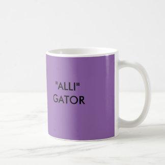 Caneca de café de Alli