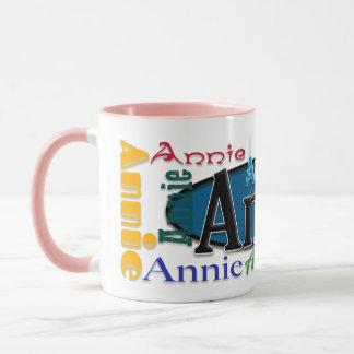 Caneca de café de Annie