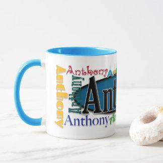 Caneca de café de Anthony
