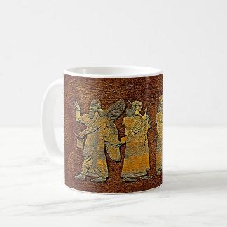 Caneca de café de Anunnakis do Assyrian