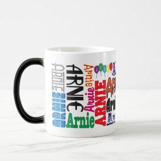 Caneca de café de Arnie