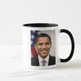 Caneca de café de Barack Obama
