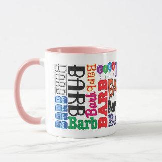 Caneca de café de Barb