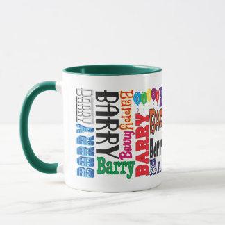 Caneca de café de Barry