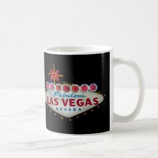 Caneca De Café Dê boas-vindas a Las Vegas fabuloso Nevada à