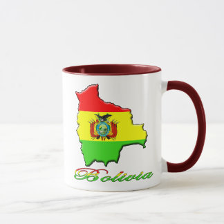 Caneca de café de Bolívia