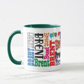 Caneca de café de Brent