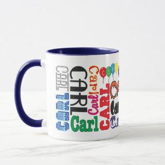 Caneca de café de Carl