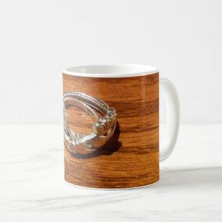 Caneca de café de Claddaugh