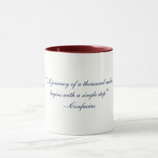 """Caneca de café de """"Confucius"""""""
