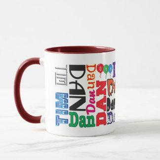 Caneca de café de Dan