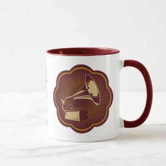 Caneca de café de Digitas Victrola