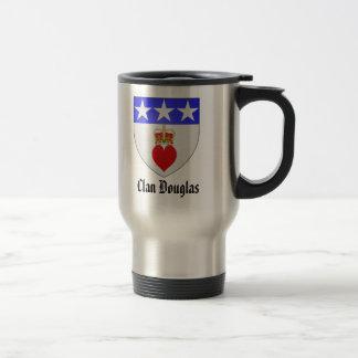 Caneca de café de Douglas do clã
