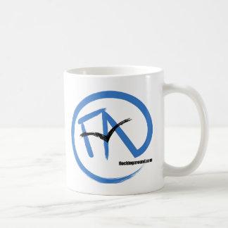 caneca de café de Flockingaround.com reunindo ao