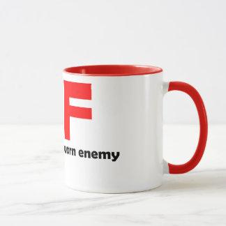 Caneca de café de GF - presentes sem glúten