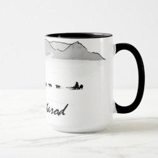 Caneca de café de Iditarod