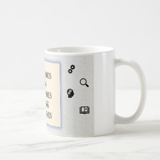Caneca de café de inspiração