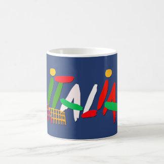 Caneca de café de ITALIA
