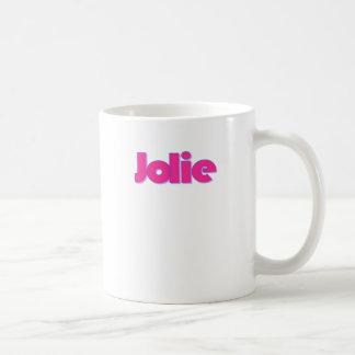 Caneca de café de Jolie