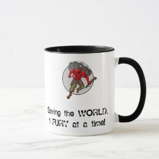 Caneca de café de Legião Empresa
