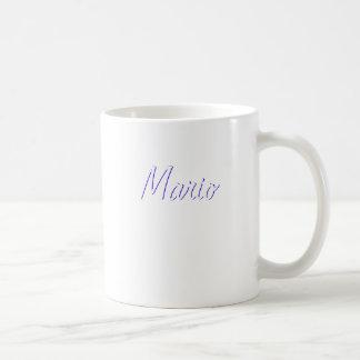 Caneca de café de Mario