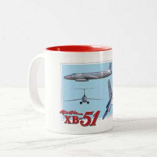 Caneca de café de Martin XB-51